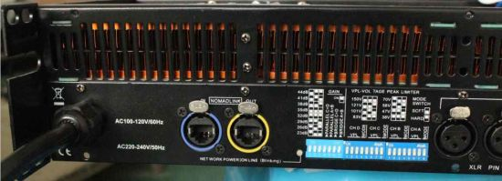 Fp10000q High Quality Factory Made in China Power Amplifier for Line Array pictures & photos