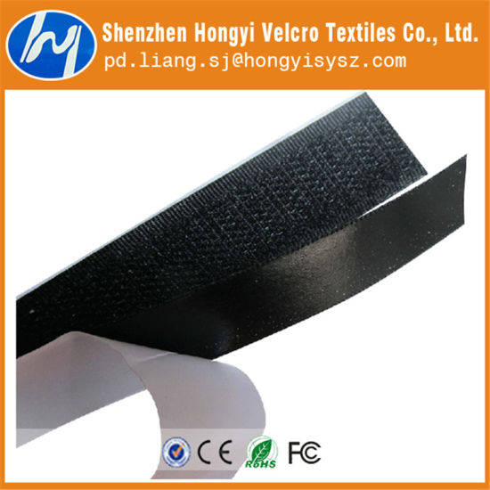Wholesale Self-Adhesive Hook and Loop Magic Tape with 3m Glue