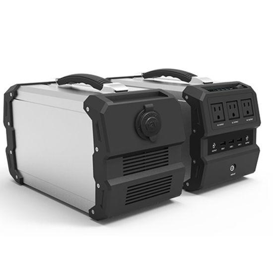 Battery-Powered Portable Generator Power Source Power Inverter