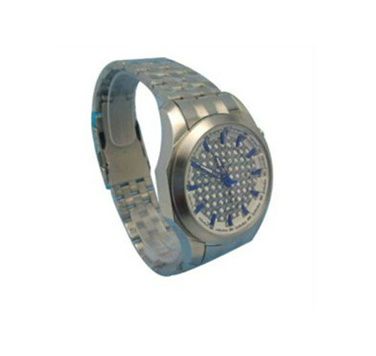 Factory Water Resistant Digital LED Solar Watch pictures & photos