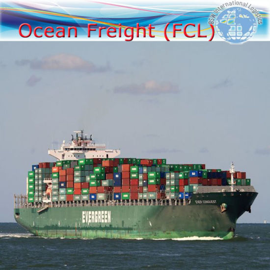 International FCL Shipping, Logistics Freight Forwarder & Container Service (20′′40′′) pictures & photos