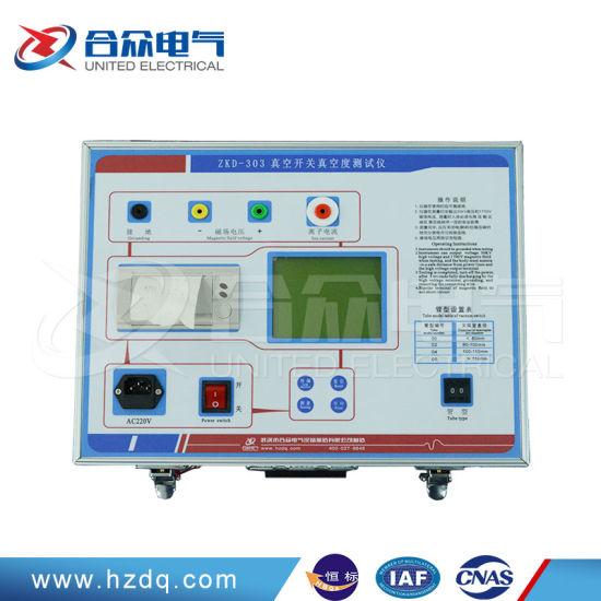 Vacuum Switch Vacuum Degree Tester for Hv Circuit Breaker Instrument