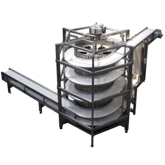 Plast Link Bulk Products Conveyor Belt Systems Spiral Conveyor