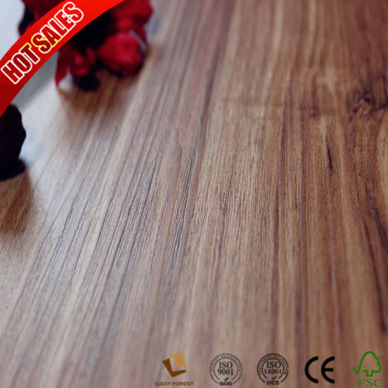 02mm Wear Resisting 5mm Basketball Court PVC Laminate Flooring Waterproof
