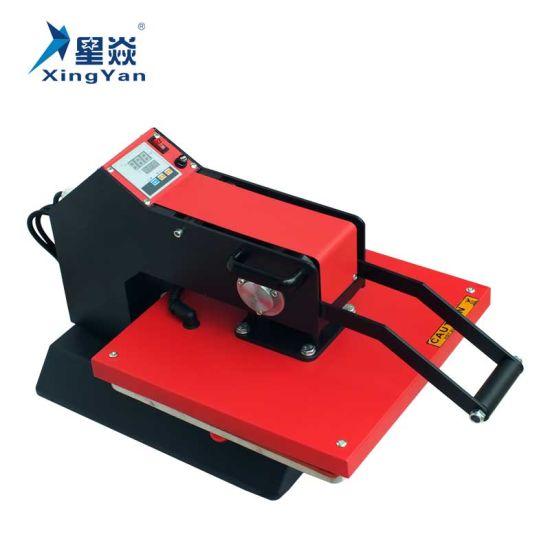 1b945ffae American Type Swing-Away T-Shirt Printing Heat Press Machine pictures &  photos