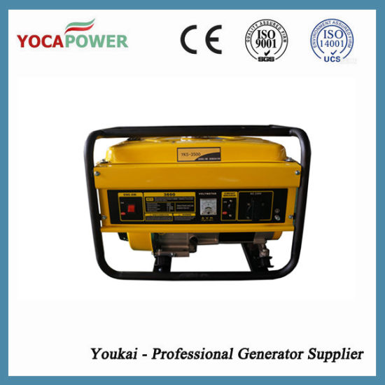 Output Power 3kVA AC Gasoline Generator pictures & photos