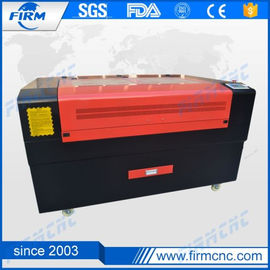 High Precision CO2 Laser Engraving Machine (FMJ1290) pictures & photos