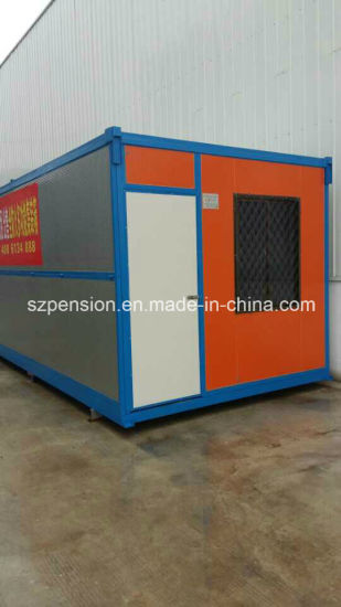 Low Cost Convenient Mobile Prefabricated/Prefab Construction House pictures & photos