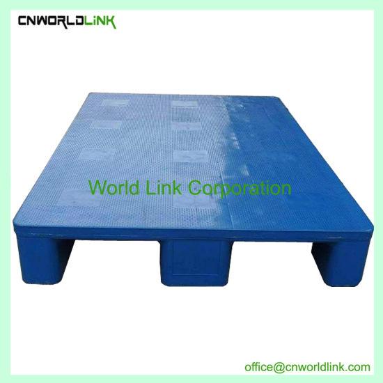 Platform Racking Different Size Storage Strong Plastic Pallet