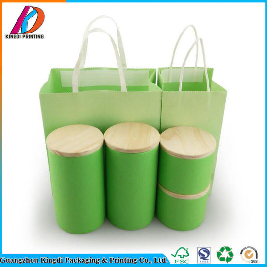 China factory direct sale cardboard paper round tube gift box for factory direct sale cardboard paper round tube gift box for tea negle Image collections