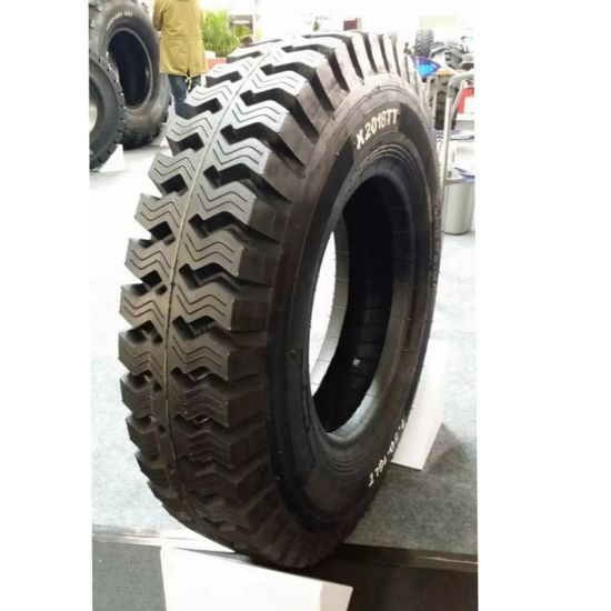 Rockbuster Brand Indian Pattern Mining Truck Tyre pictures & photos