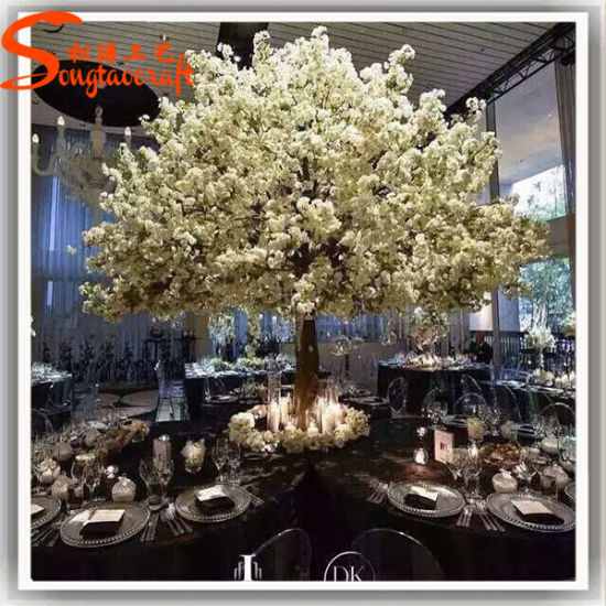China wedding decoration artificial white cherry blossom tree wedding decoration artificial white cherry blossom tree junglespirit Images