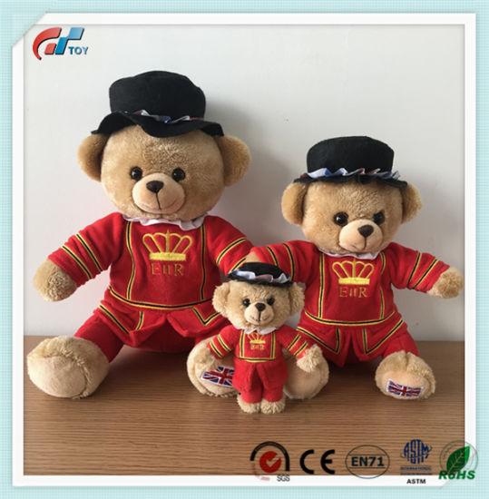 Ce Certificated Stuffed Family Teddy Bear Toys Plush