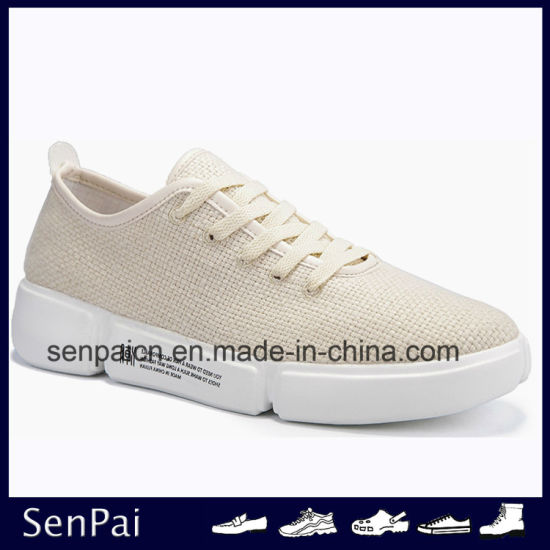 China New Style 2019 Men Casual Linen