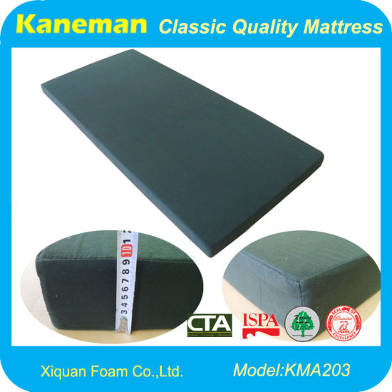 Compressed Single Military Foam Mattress pictures & photos