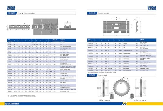 XCMG Sprocket for XCMG Crawler Equipments pictures & photos