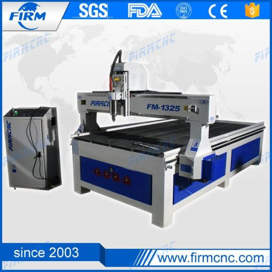 High Speed and Precision Wood Advertising CNC Router