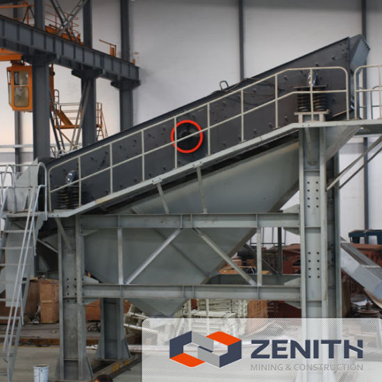 Zenith Yk Series Vibrating Screen for Ore Separation with SGS pictures & photos