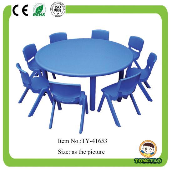 Phenomenal Kids Plastic Round Table And Chairs Home Remodeling Inspirations Basidirectenergyitoicom