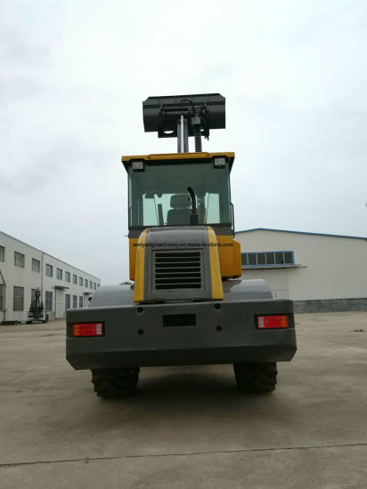 Small Multi Function Telescopic Handler Forklift Telehandler pictures & photos