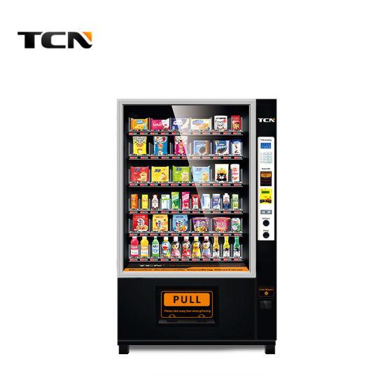 China Vending Machine for Chocolate - China Vending Machine, Snack