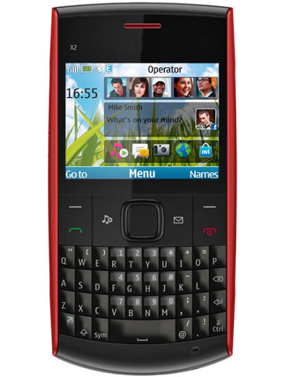 China Hot Cheap Original Unlocked for Nokia X2-01 GSM Phone Cellular Phone  - China Cellular Phone and Mobilephone price