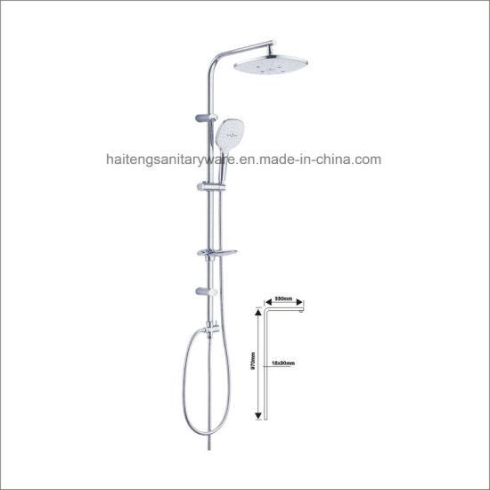 Popular Selling Bathroom Rainfull Shower Set