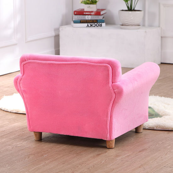 Sweet Baby Strawberry Furniture/Kids Furniture/Sofa with Pillow (SXBB-303) pictures & photos
