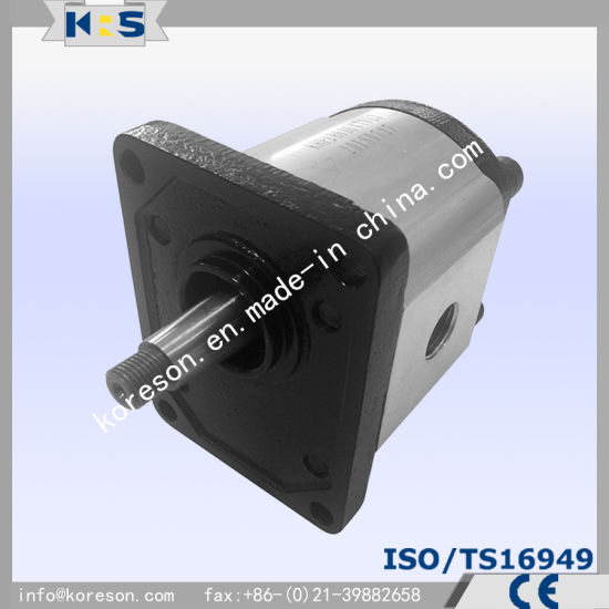 EU Standard Hydraulic Pump X016 Type Bsp Oil Ports
