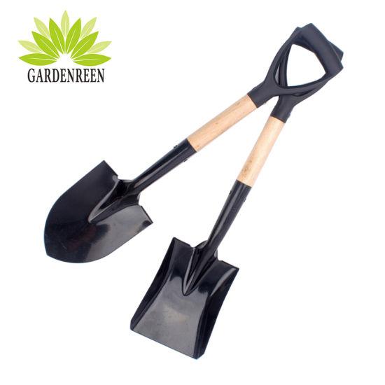 D Handle Garden Spade Gardening Shovel