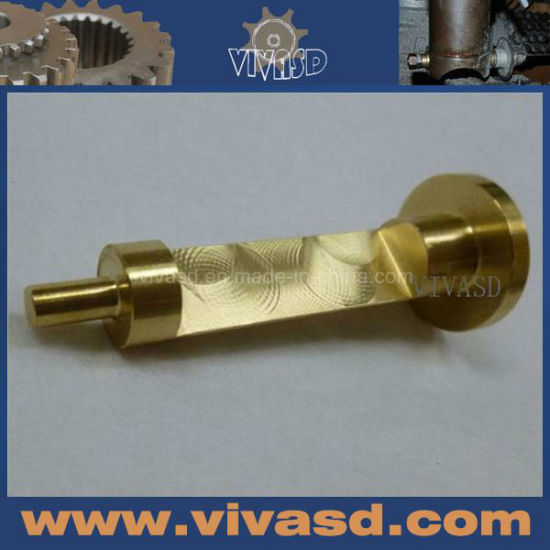 Precision CNC Aluminum Machine Parts Wholesale Motor Parts pictures & photos