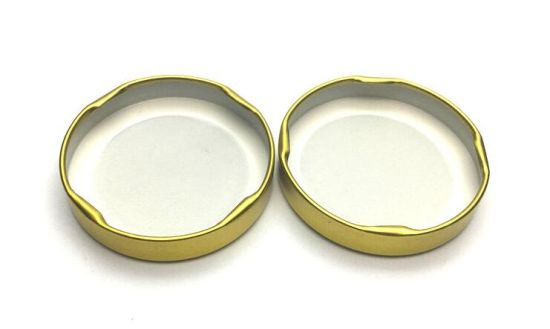 Wholesale 63mm Twist off Canned Cap for Glass Bottle pictures & photos