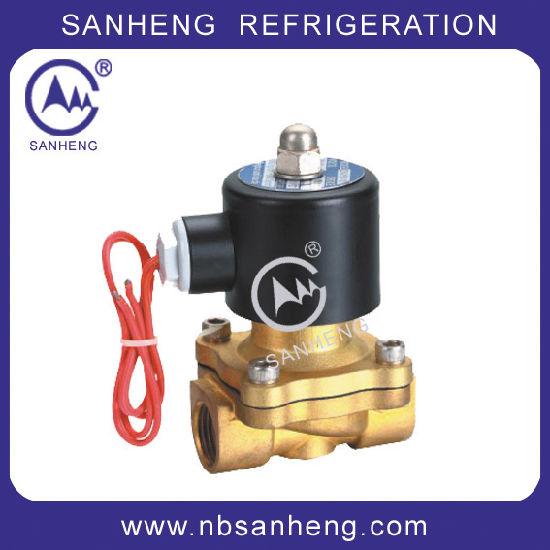 High Quality 2W Series Brass Solenoid Valves