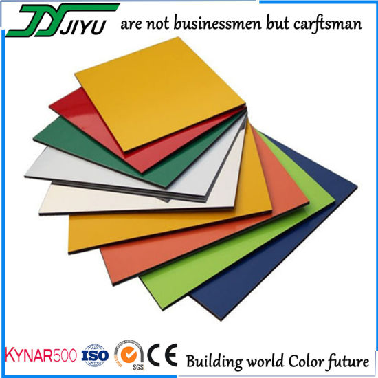PVDF Coating Signage Printing Aluminium Composite Panel