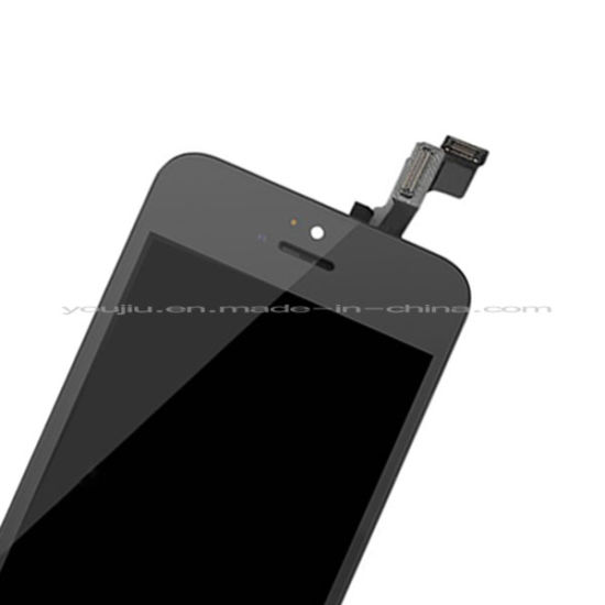 Wholesale LCD Display for iPhone 5g 5c 5s Touch Screen Assembly pictures & photos