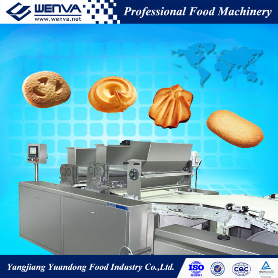 Double Color Cookies Forming Machine