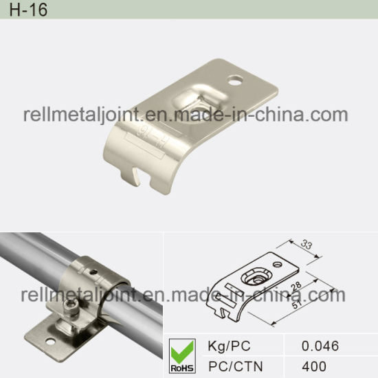 Nickel Plated Metal Joint for Coated Pipe (H-16) pictures & photos