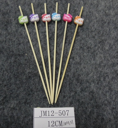 Good-Looking Barbecue Tool Bamboo Skewer/Stick/Pick (BC-BS1042)