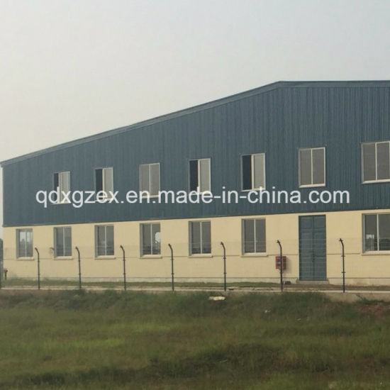 Light Steel Structure Prefabricated Warehouse