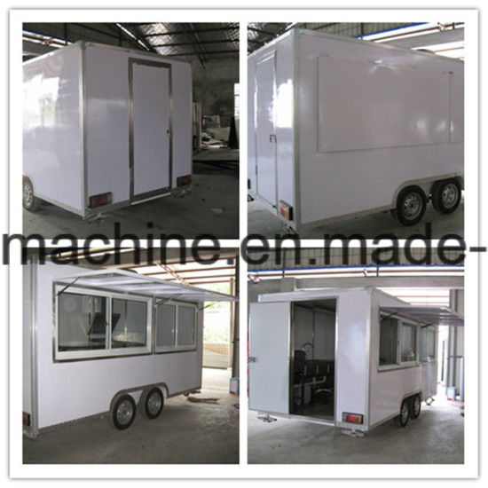 Burger Trailers for Sale, Street Mobile Food Truck Jy-B24