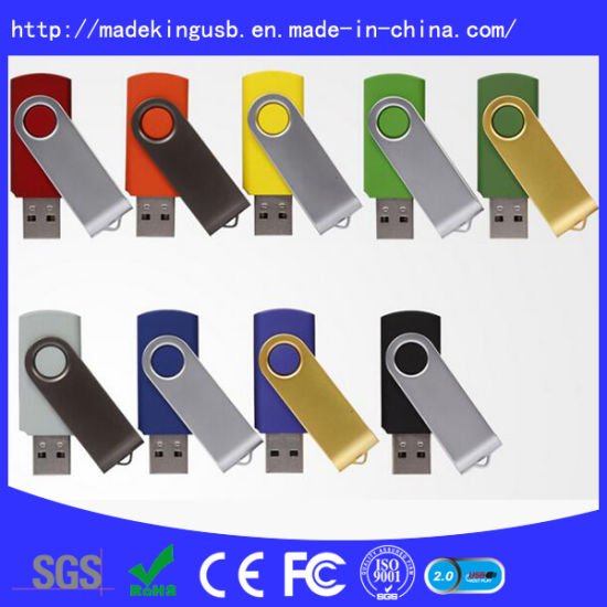 The Classical Hot Sale USB Flash Drive/Pen Drive/Customized USB Stick with USB2.0 /USB3.0