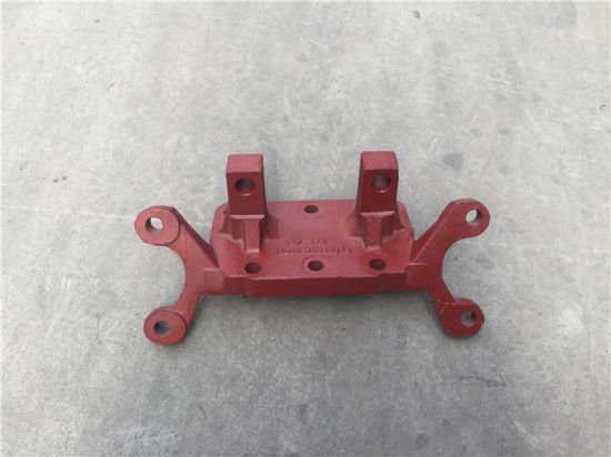 Auto Truck Chassis Part Brake Air Chamber Bracket HD90129340044 for Shacman Truck