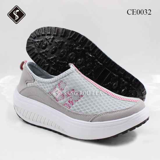 Women Sports Shoes Shake Shoes Casual Shoes pictures & photos