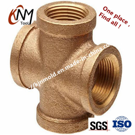 Best Price High Precision Aluminum CNC Machining Parts for Copper Casting Molds pictures & photos