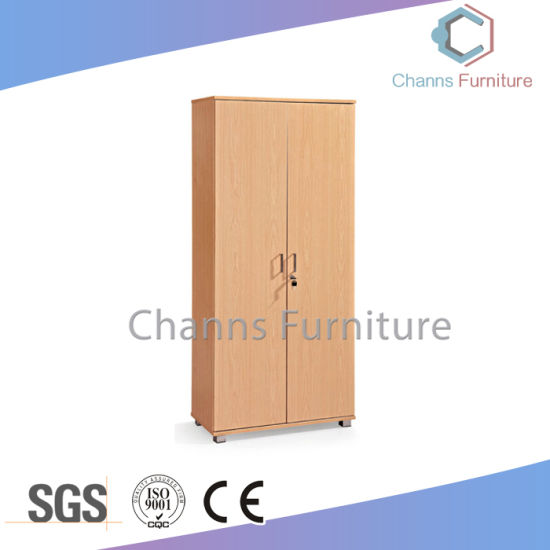 Modern Office Furniture Two Doors File Cabinet Shelf Storage with Divider (CAS-FC5407)