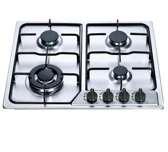 4 Burner Cheap Price Stainless Steel Built-in Gas Cooker, Gas Stove