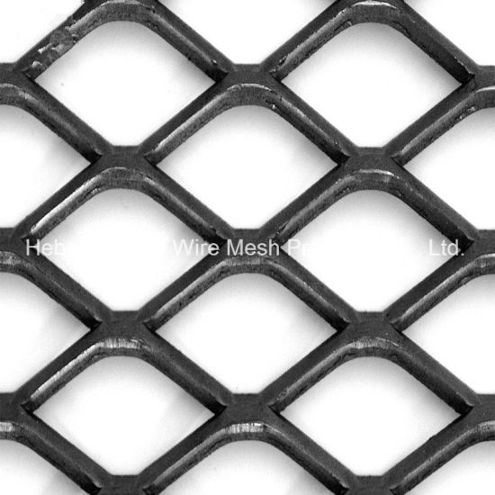 China Stainless Steel Diamond Mesh Grill / Expanded Metal Mesh ...