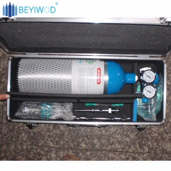 High Quality Aluminum Storage Case Medical Equipment First Aid Case