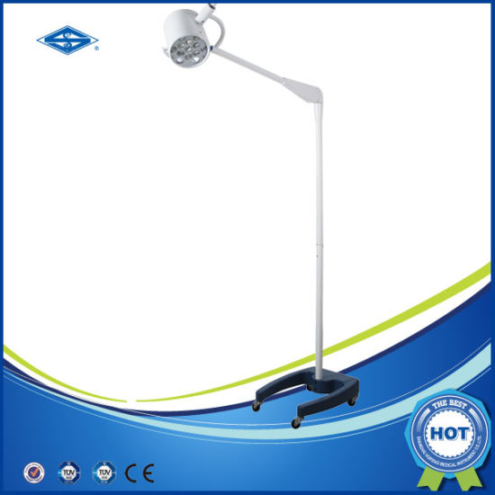 Mobile LED Surgical Vet Examination Light with Ce and Battery (YD200E LED) pictures & photos