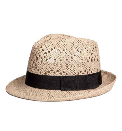 China Custom Handmade Weaving Fedora Hats Paper Straw Hat Beach ... f6779de75c2